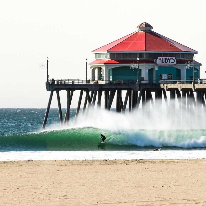 Huntington Beach Surfboard Rentals On The Quiver